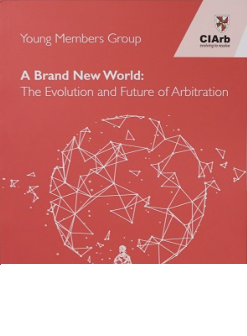 Book Review: A Brand New World: The Evolution and Future of Arbitration.